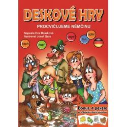 deutsch.com 1 - učebnice + český pracovní sešit s audio CD