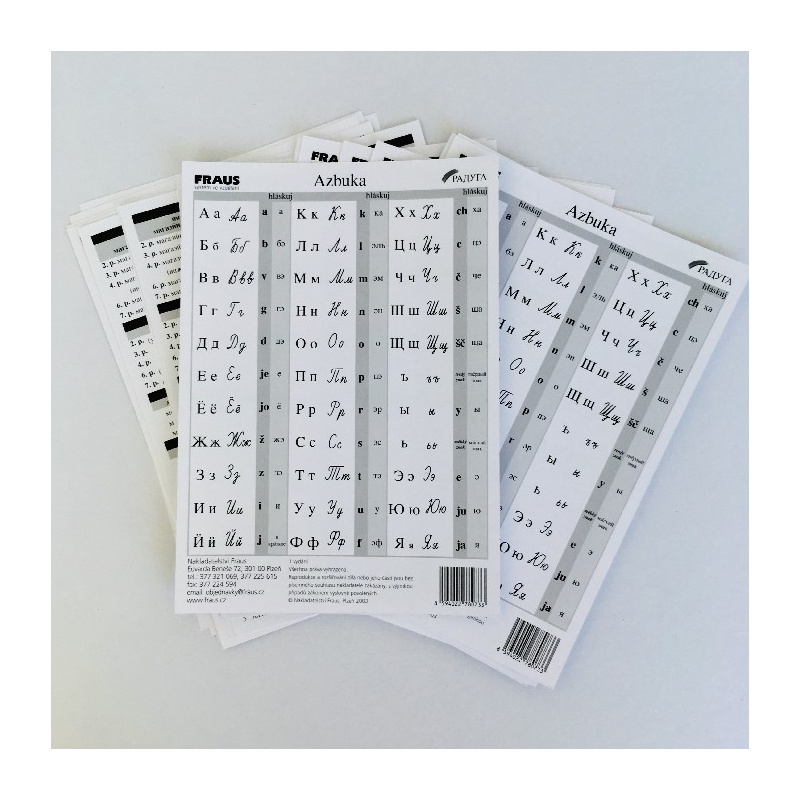 Čtenářské tabulky