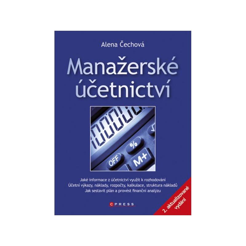 Manažerské účetnictví (2. aktualizované a rozšířené vydání)