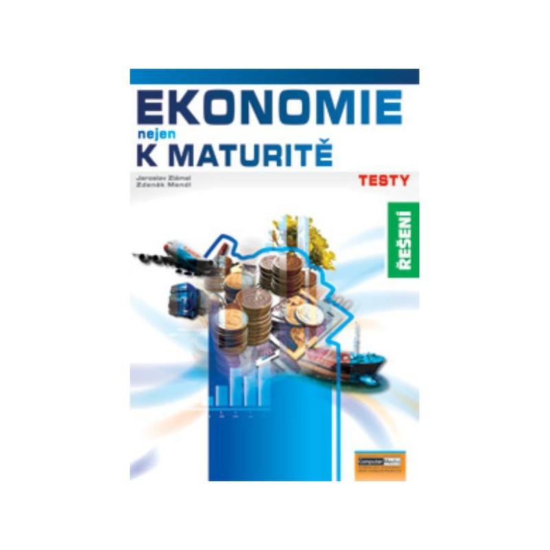 Ekonomie nejen k maturitě - Testy - Řešení