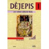 První díl dvoudílné učebnice Dějepisu z nakladatelství Albra.