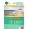 cvičebnice německého jazyka s CD
