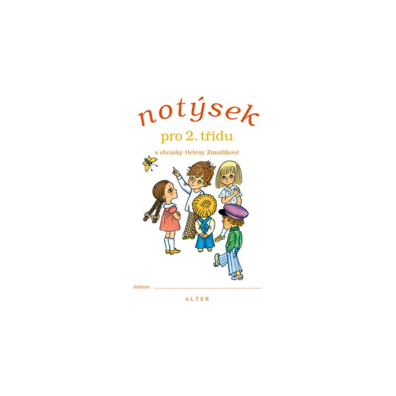 Výrobce: Nakladatelství ALTER s.r.o. Jazyk: Čeština Druh: Kniha Vazba: Brožovaná bez přebalu matná Počet stran: 28